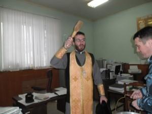 01 Иерей Михаил Соловьев посетил ЛИУ 23 г. Урюпинска